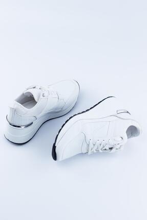 Gökhan Talay Marco Dolgu Topuk Kadın Sneaker 4