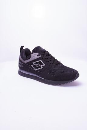Lotto Erkek Sneaker Siyah Runner Plus Msh-t1694 1