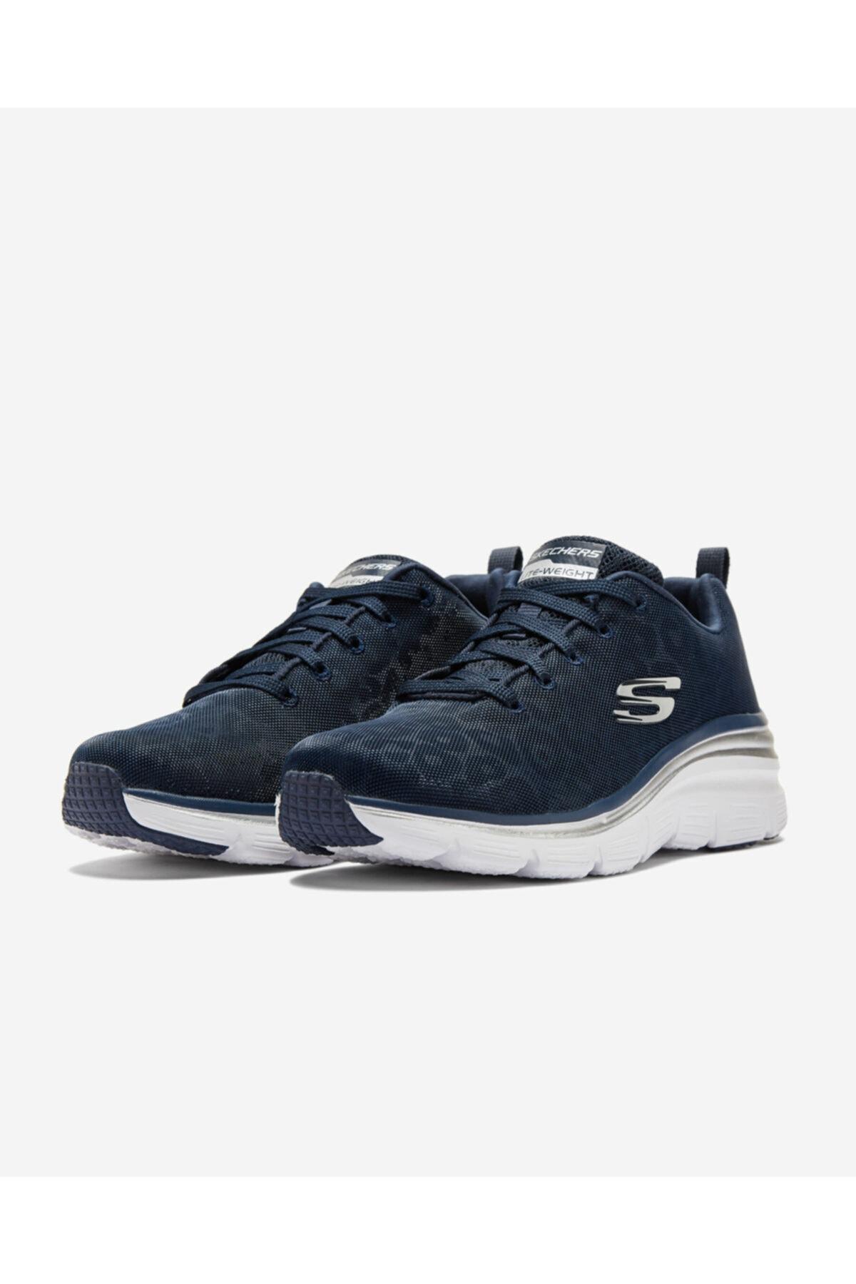 Skechers Kadın Lacivert Spor Ayakkabı