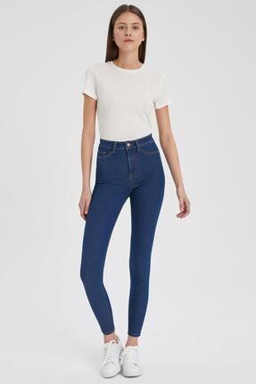 Defacto Kadın  Anna Super Skinny Fit Jean Pantolon 1