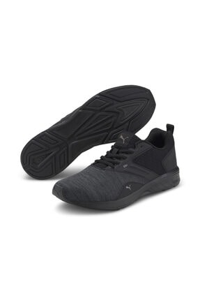 Puma NRGY COMET PUMA BLACK-ULT Siyah Erkek Koşu Ayakkabısı 101085399 2