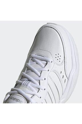 adidas STRUTTER Beyaz Erkek Koşu Ayakkabısı 100531445 4
