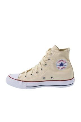 Converse Chuck Taylor All Star Kadın Krem Spor Ayakkabı (159484C.101) 1