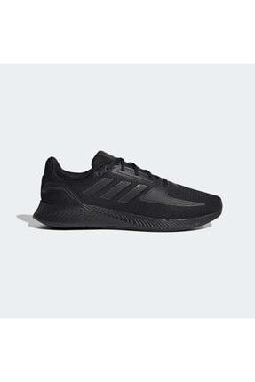 adidas RUNFALCON 2.0 Siyah Erkek Koşu Ayakkabısı 101079843 1