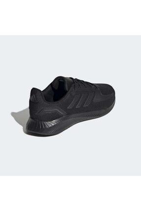 adidas RUNFALCON 2.0 Siyah Erkek Koşu Ayakkabısı 101079843 4
