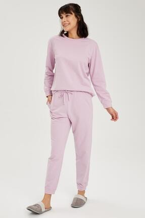 Defacto Kadın Relax Fit Sweatshirt 1