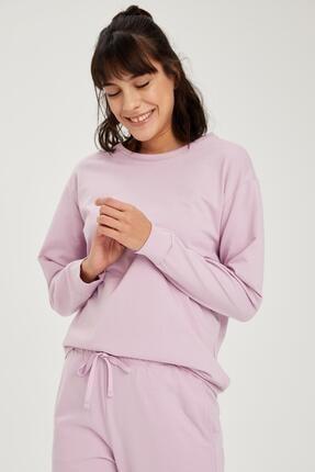 Defacto Kadın Relax Fit Sweatshirt 2