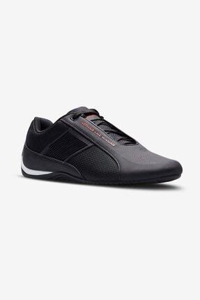 Lescon Siyah Erkek Sneaker Ayakkabı 4