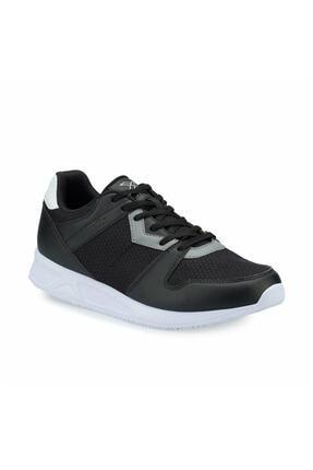 Kinetix SAGEL M Siyah Erkek Sneaker Ayakkabı 100483626 1