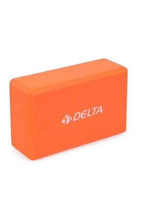 Delta Yoga Blok Yoga Köpüğü Eva Yoga Bloğu Yoga Block 1