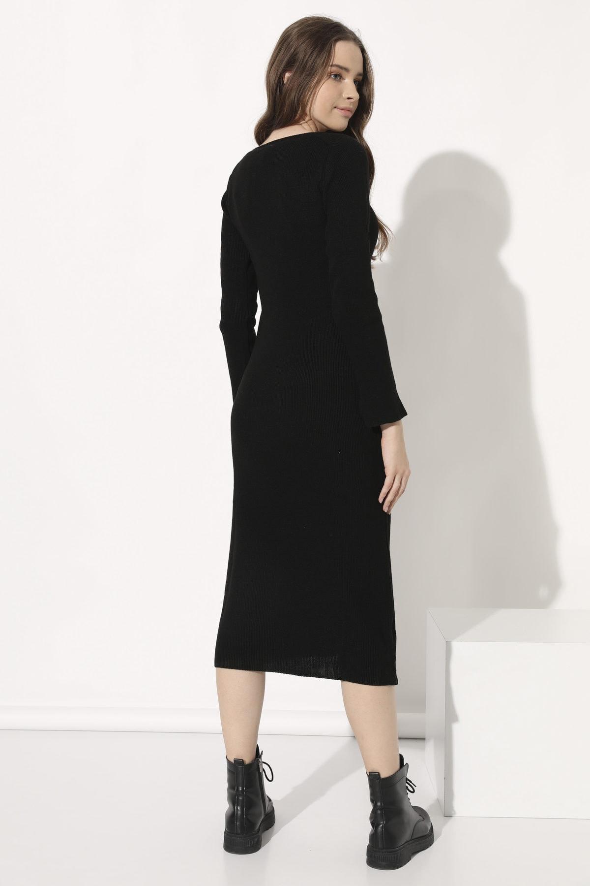 Arma Life Uzun Triko Elbise