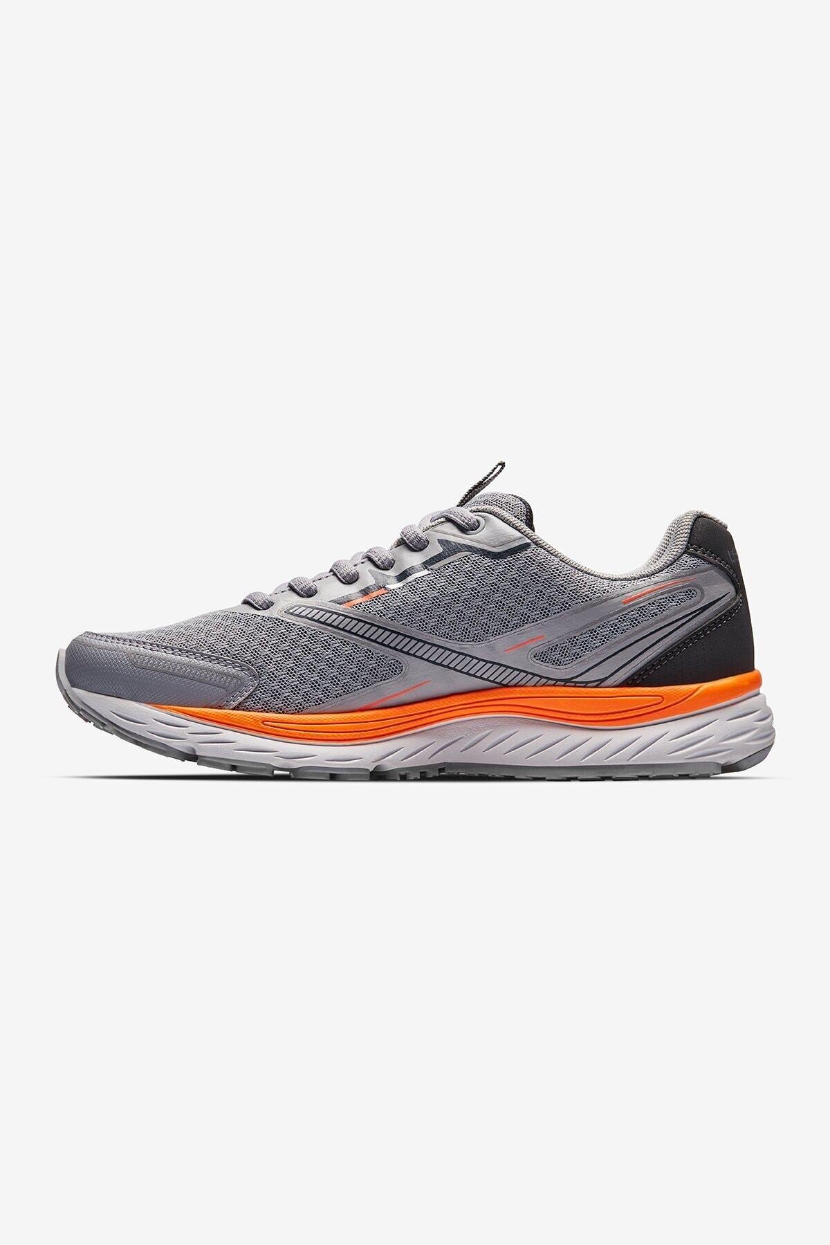 Lescon Kadın Gri Space Runner 2 Koşu Spor Ayakkabı 20nau00srnru