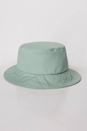 Addax Kadın Mint Şapka Şpk507 - H13 Adx-0000021483 4