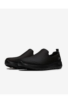 Skechers Erkek Siyah Yürüyüş Ayakkabısı 2