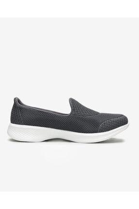 Skechers Kadın Gri Yürüyüş Ayakkabısı 3
