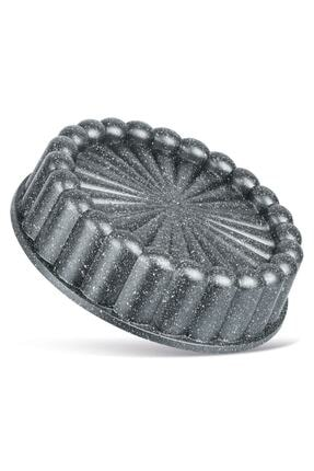ThermoAD Granit Döküm Tart Kalıbı Turta Kek Kalıbı 26 Cm 0