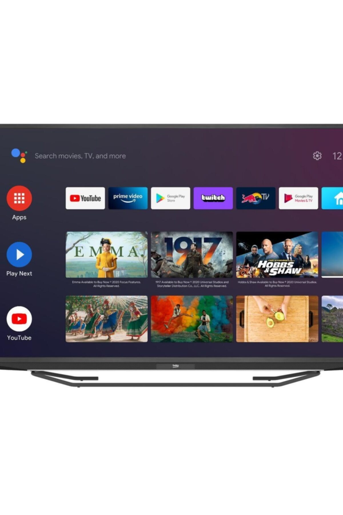 B65b970a 65inç 165 Ekran 4k Smart Android Led Tv