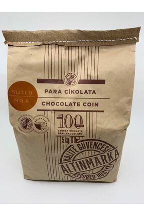 Altınmarka Sütlü Para Çikolata (ALT-211) 5 Kg 0
