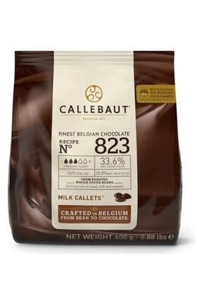Callebaut Sütlü Damla Çikolata 823  400 gr 0