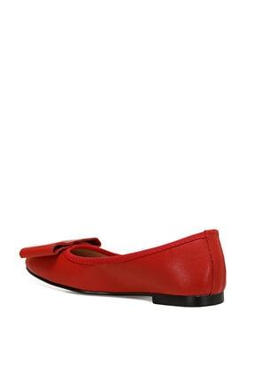 Nine West RIWA Kırmızı Kadın Babet 100572298 3