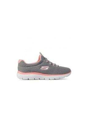 12980-gypk Gri Kadın Spor Ayakkabı resmi