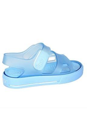 IGOR Kız Çocuk Mavi S10247 Malibu Mc Havuz  Sandalet Deniz Ayakkabısı 2