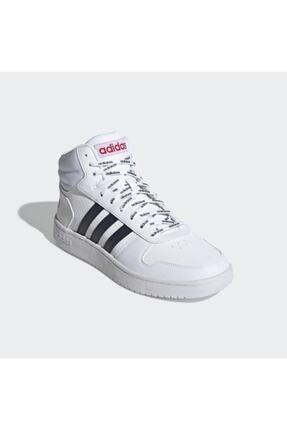 adidas Fy8616 Hoops 2.0 Mıd Günlük Spor Ayakkabı 1