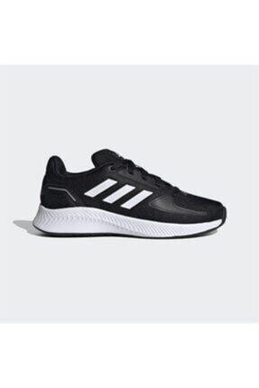 adidas Kadın Siyah Bağcıklı Koşu Ayakkabısı Fy9495 0