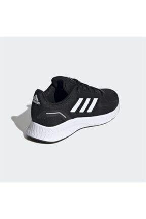 adidas Kadın Siyah Bağcıklı Koşu Ayakkabısı Fy9495 2