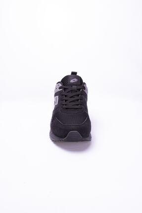 Lotto Erkek Sneaker Siyah Runner Plus Msh-t1694 3