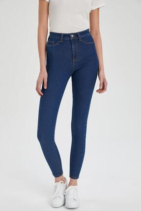 Defacto Kadın  Anna Super Skinny Fit Jean Pantolon 0