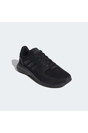adidas RUNFALCON 2.0 Siyah Erkek Koşu Ayakkabısı 101079843 3