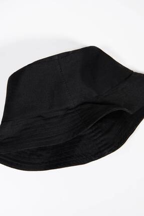 Addax Kadın Siyah İşleme Detaylı Şapka ŞPK1021 - AKS ADX-0000022487 3