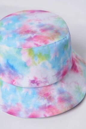 Addax Kadın Renkli Şapka Şpk1045 - E1 Adx-0000023856 2