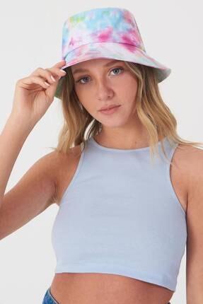 Addax Kadın Renkli Şapka Şpk1045 - E1 Adx-0000023856 3