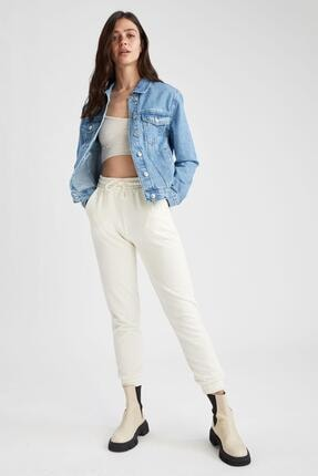 Defacto Basic Relax Fit Jean Ceket 1