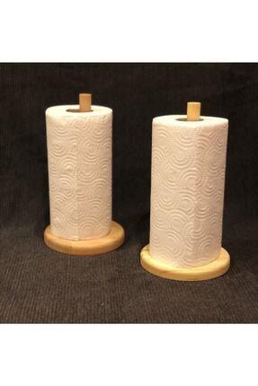 Teknik Ahşap Çam Ağacı Kağıt Havluluk 3