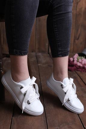 pasyone Kadın  Beyaz  Casual Ayakkabı 0
