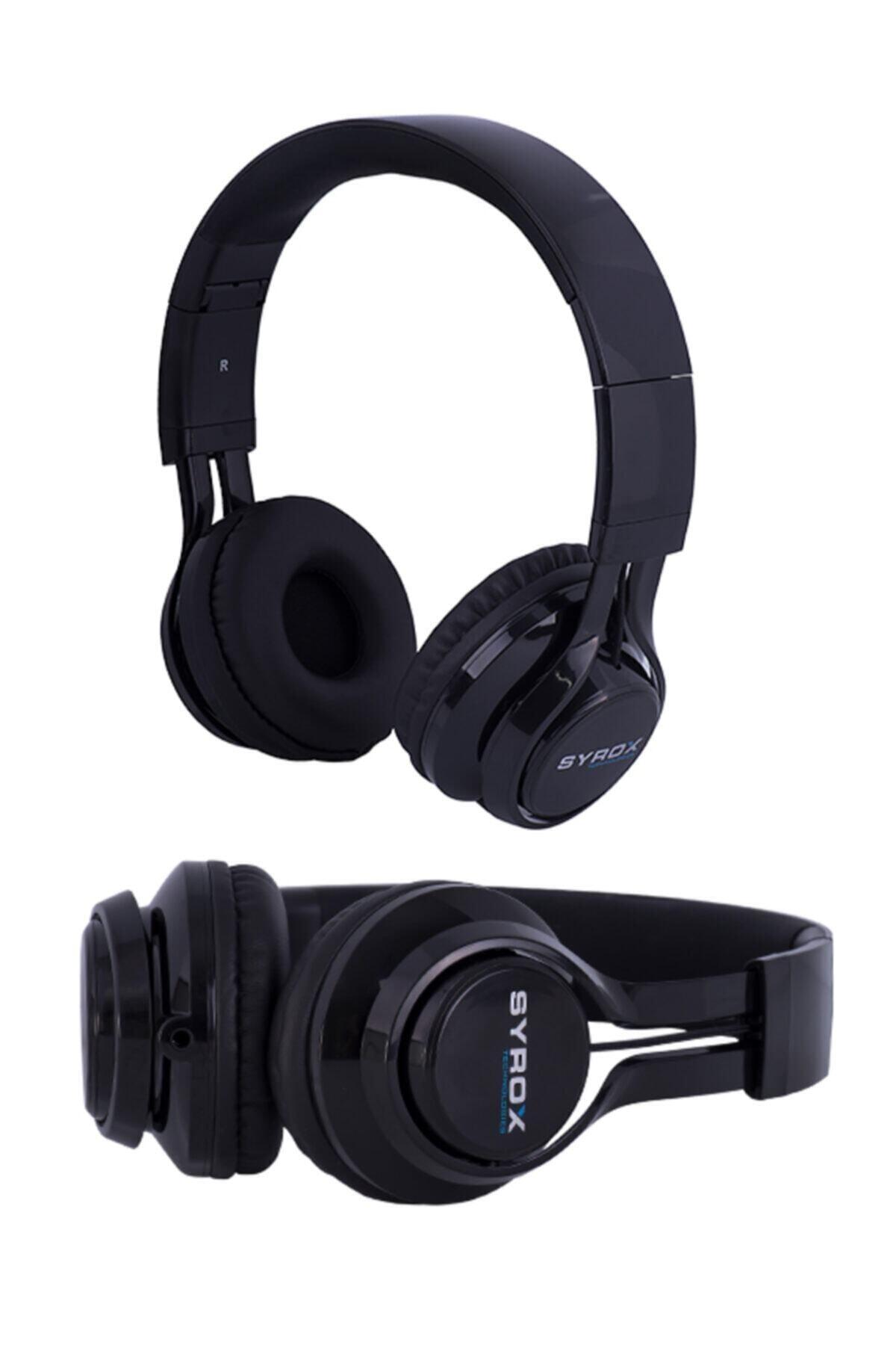 Çocuk Kablolu Mikrofonlu Kulaküstü Kulaklık Kafa Bantlı Süper Bass
