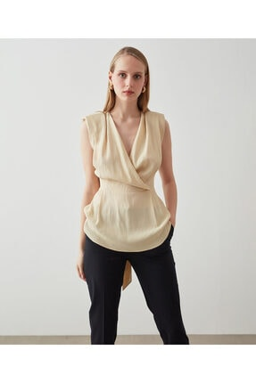 İpekyol Anvelop Form Kuşaklı Bluz 0
