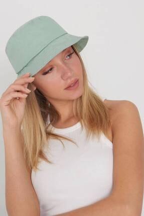Addax Kadın Mint Şapka Şpk507 - H13 Adx-0000021483 3