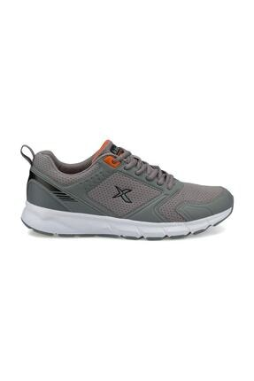 Kinetix GIBSON 1FX Gri Erkek Koşu Ayakkabısı 100785126 1