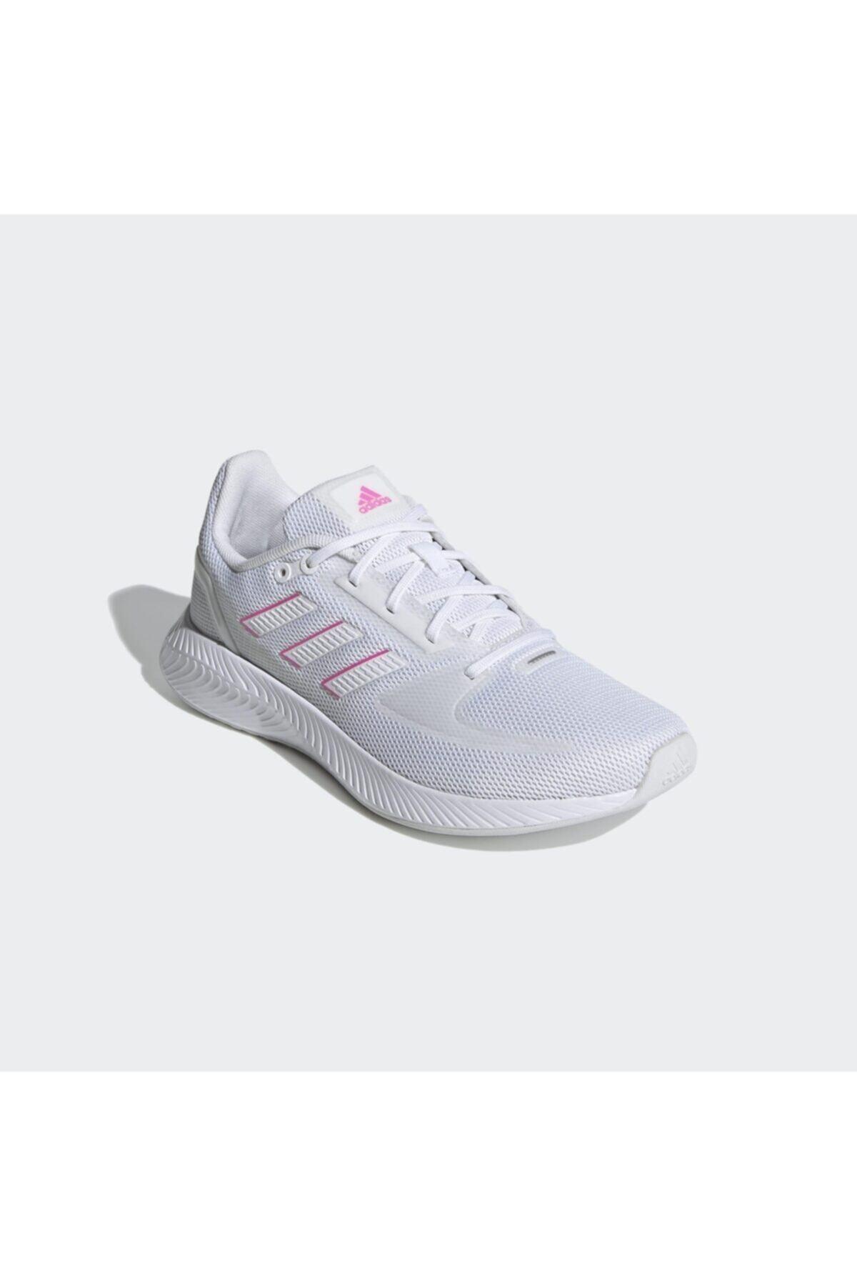 RUNFALCON 2.0 Beyaz Kadın Koşu Ayakkabısı 101079827