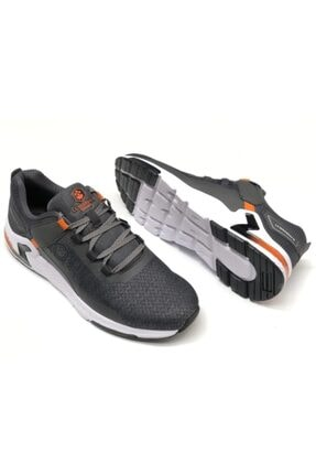 Lumberjack WORLD Koyu Gri Erkek Koşu Ayakkabısı 100548028 2