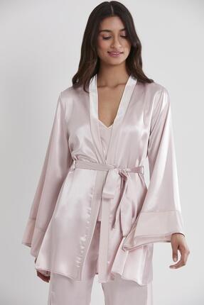 Pierre Cardin Kadife Saten 3'lü Pijama Takım - 2040 0