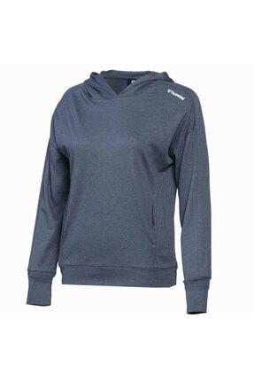 HUMMEL HMLGANG Lacivert Kadın Sweatshirt 101085910 1