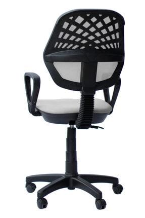 iForce Fileli Öğrenci Çalışma Sandalyesi Büro Ofis Sandalyesi Döner Koltuk 2