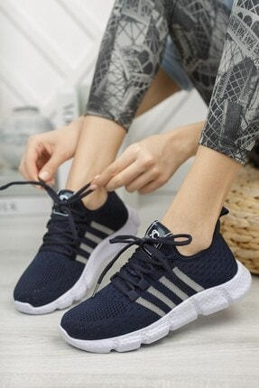 Riccon Unisex Lacivert Sneaker 0012370 1