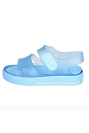 IGOR Kız Çocuk Mavi S10247 Malibu Mc Havuz  Sandalet Deniz Ayakkabısı 0