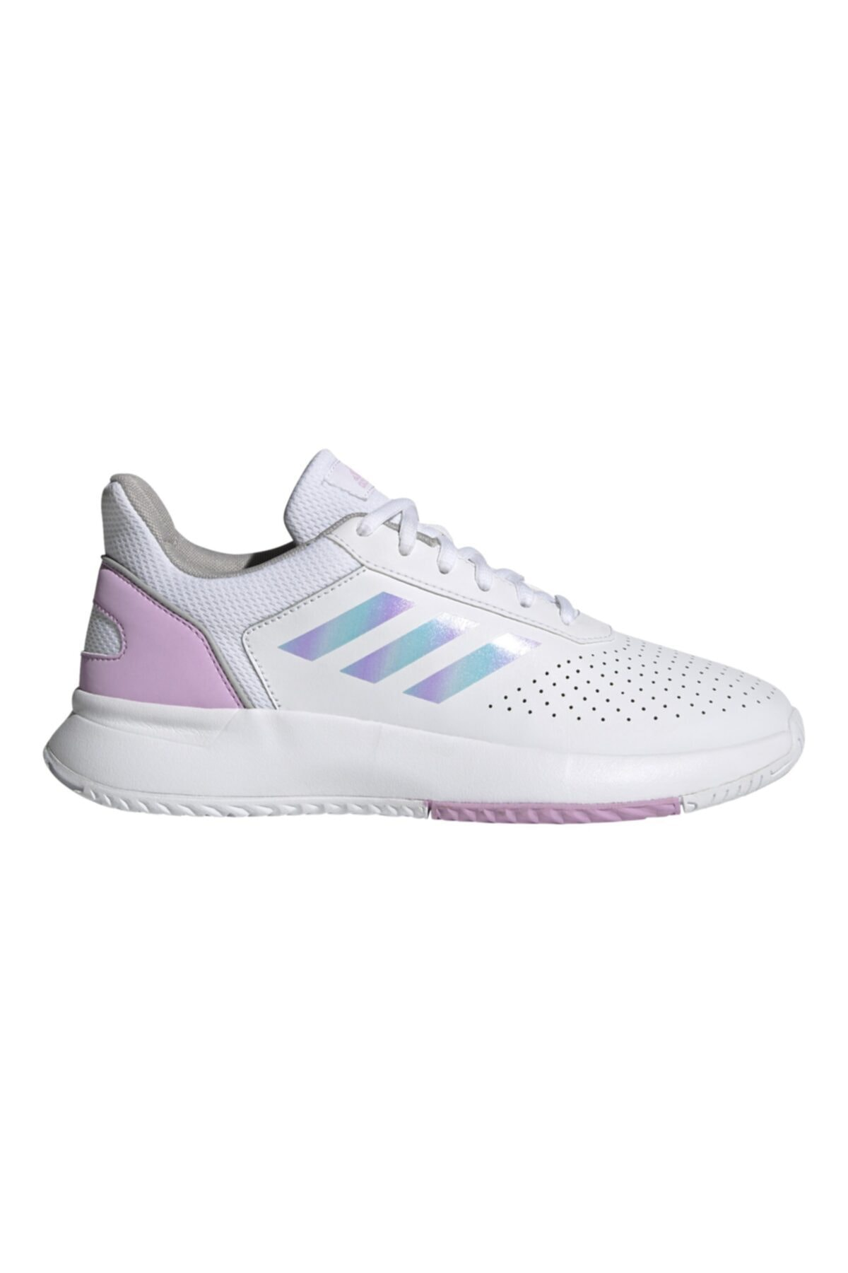 Kadın  Fy8732 Courtsmash Beyaz Tenis Ayakkabısı